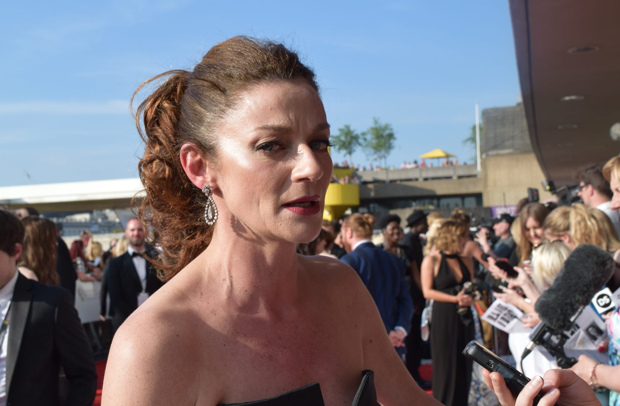 Help! Doctor Who's Michelle Gomez wants to kill me.