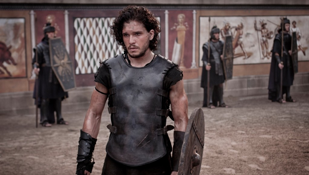 Kit Harington Pompeii