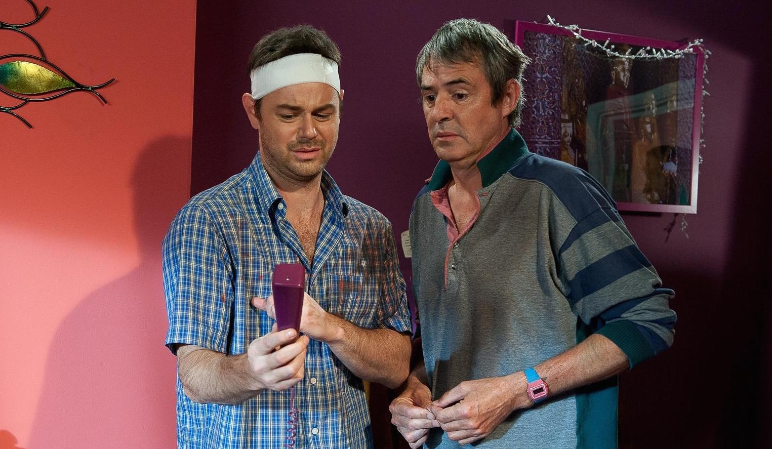 danny-dyer-and-neil-morrissey-in-run-for-your-wife-(2012)-large-picture
