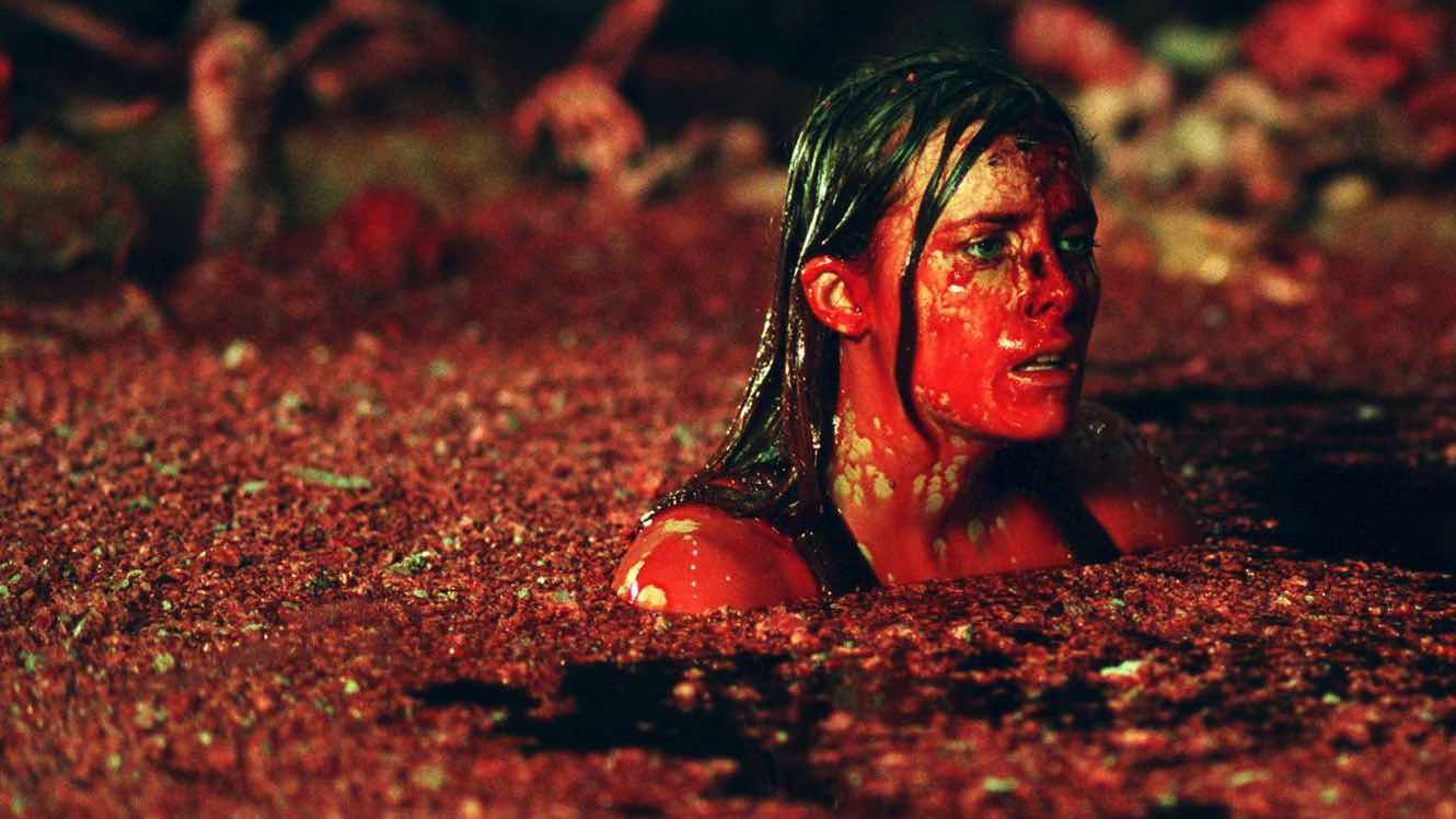 The Descent horror movie twists