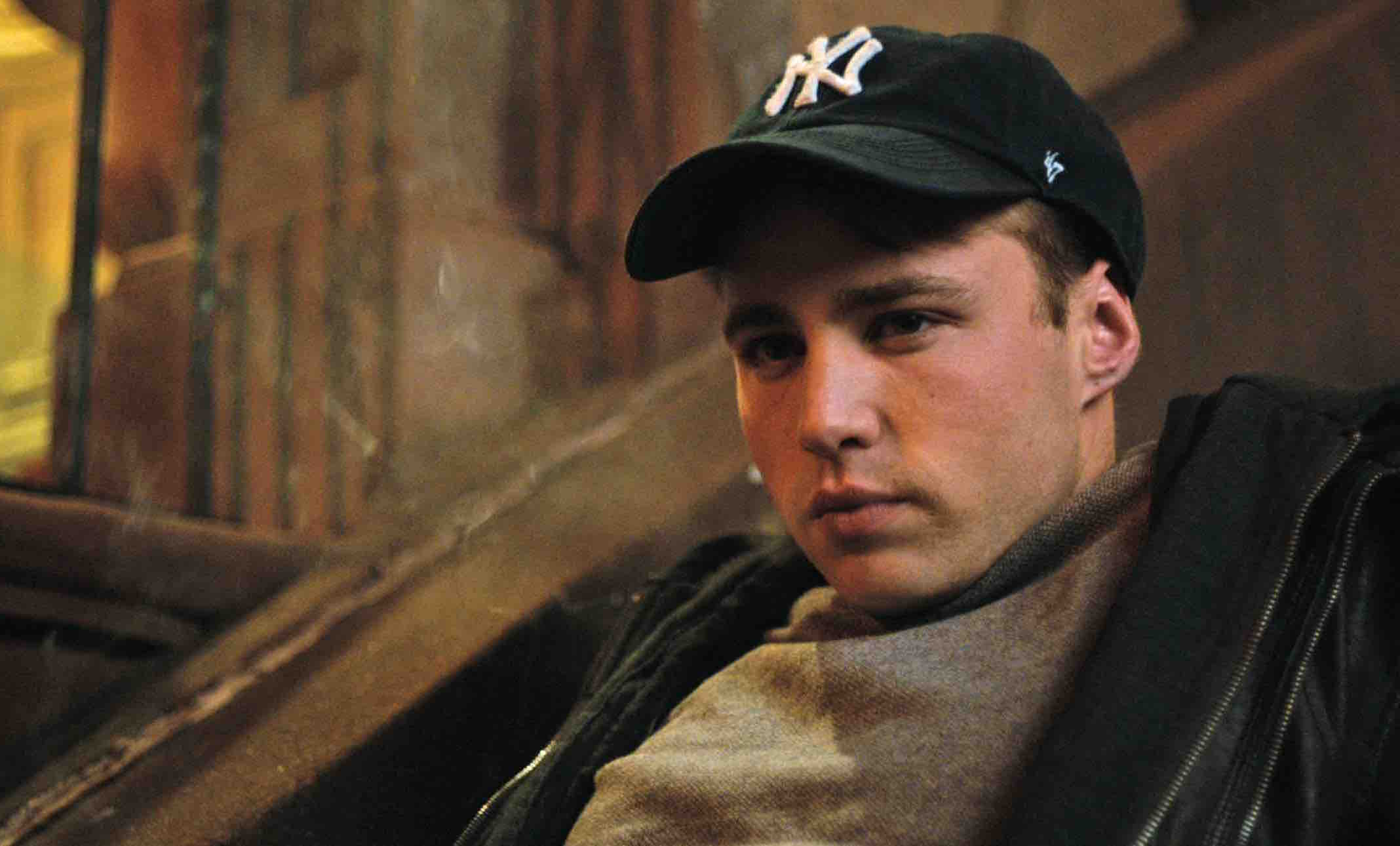 Emory Cohen in Stealing Cars