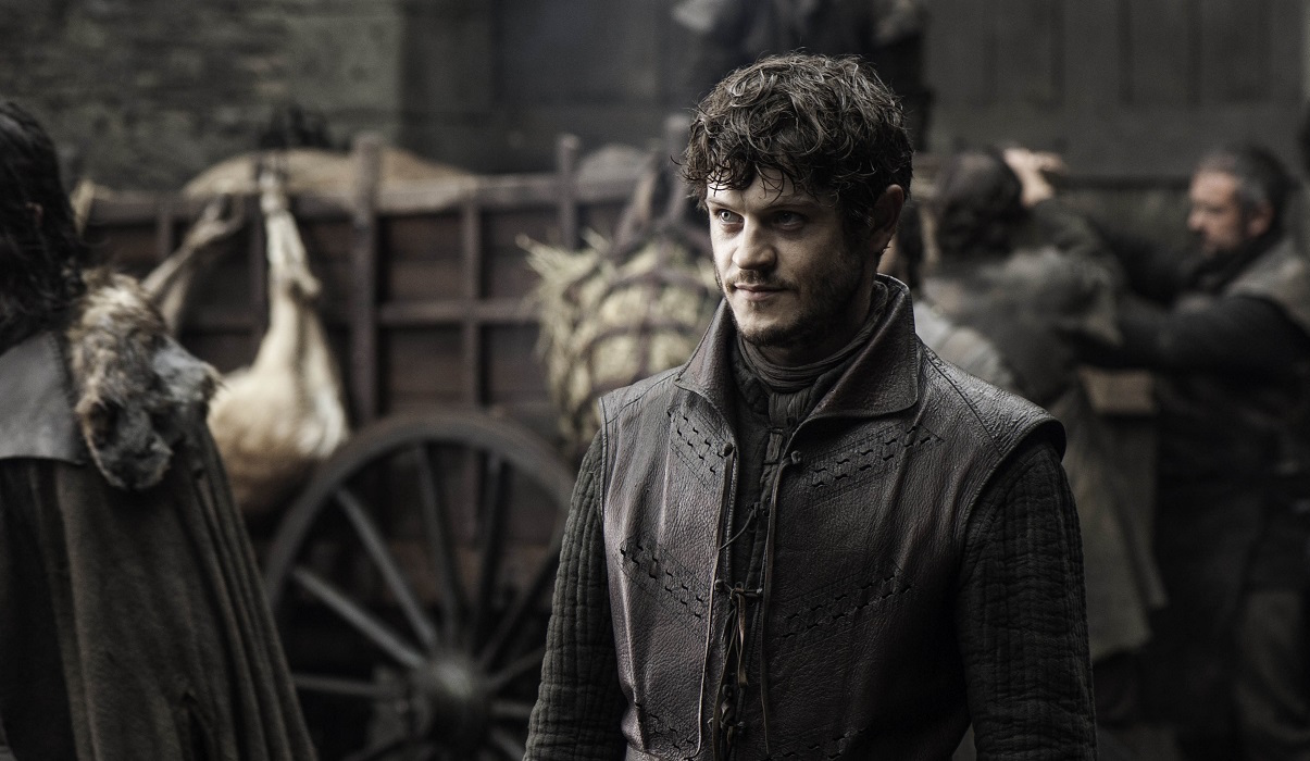Ramsay Bolton Iwan Rheon Game of Thrones