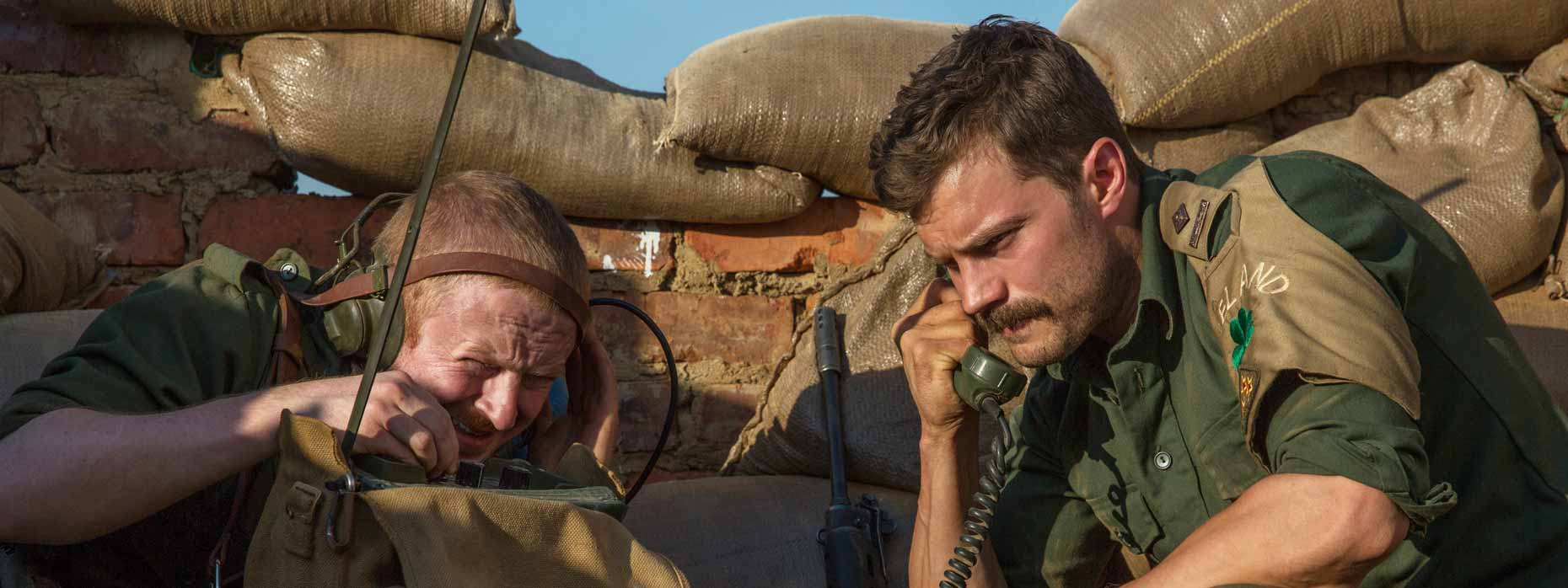 Netflix releases new images for original Jamie Dornan film 'The Siege of Jadotville'