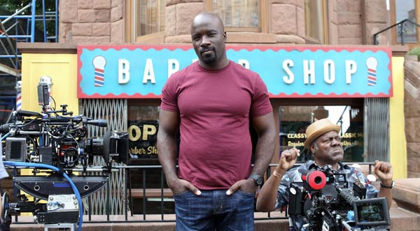 Marvel's Luke Cage San Diego Comic Con
