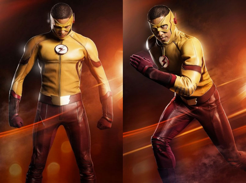 The Flash season 3 Kid Flash