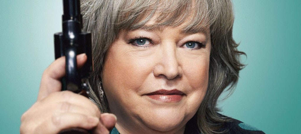 netflix lands new kathy bates cannabis comedy from big bang theory