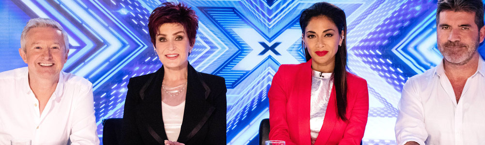X Factor Jud... X Factor Judges House Guests