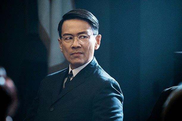 Man in the High Castle season 2