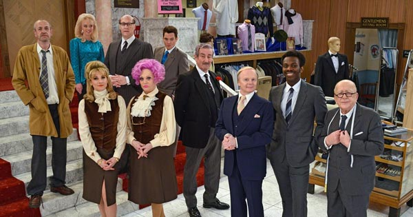 new Are You Being Served remake