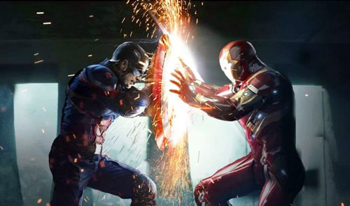 captain america civil war bt