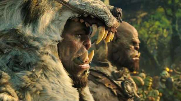 warcraft movie bt tv