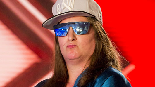 1fe5daf778a1 Celebrities slam The X Factor after Honey G gets place in live shows