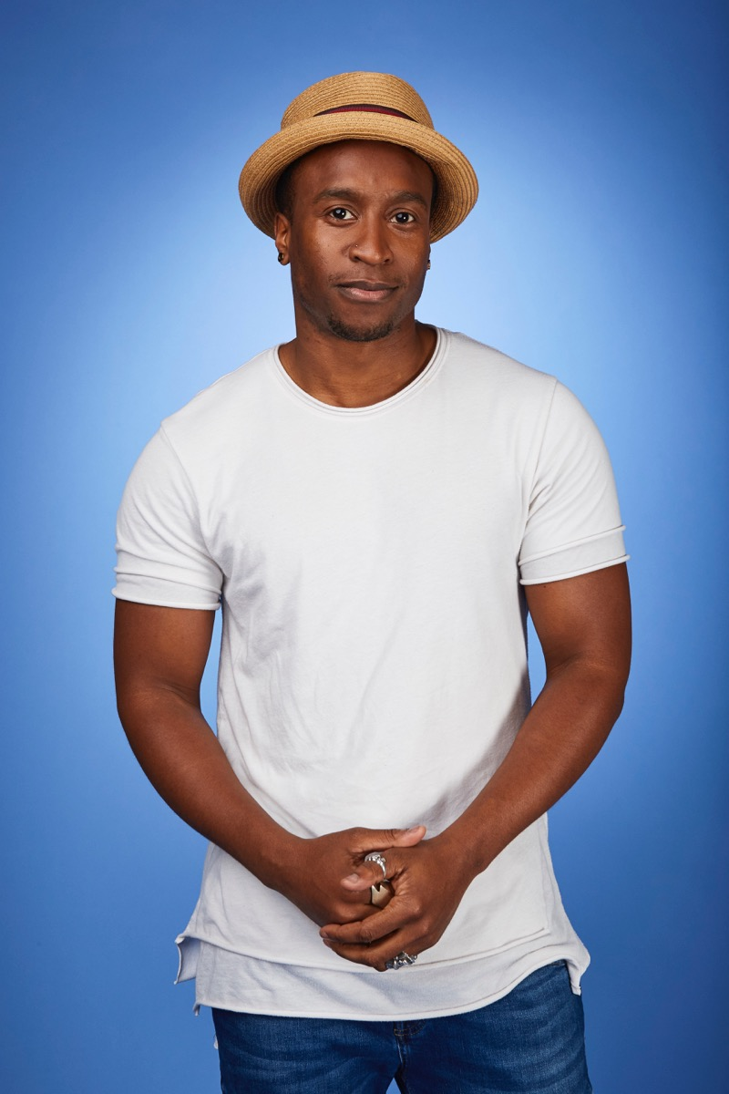 This image is strictly embargoed until 00.01 Tuesday 3rd January 2017 From ITV Studios Dance, Dance, Dance on ITV Pictured: Rohan Pinnock-Hamilton. This photograph is (C) ITV Plc and can only be reproduced for editorial purposes directly in connection with the programme or event mentioned above. Once made available by ITV plc Picture Desk, this photograph can be reproduced once only up until the transmission [TX] date and no reproduction fee will be charged. Any subsequent usage may incur a fee. This photograph must not be manipulated [excluding basic cropping] in a manner which alters the visual appearance of the person photographed deemed detrimental or inappropriate by ITV plc Picture Desk. This photograph must not be syndicated to any other company, publication or website, or permanently archived, without the express written permission of ITV Plc Picture Desk. Full Terms and conditions are available on the website www.itvpictures.com For further information please contact: james.hilder@itv.com / 0207 157 3052