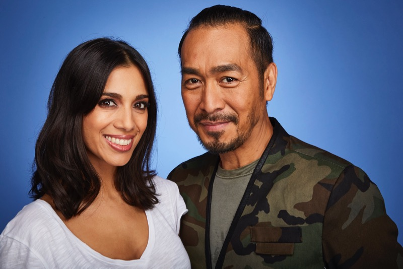 This image is strictly embargoed until 00.01 Tuesday 3rd January 2017 From ITV Studios Dance, Dance, Dance on ITV Pictured: Fiona Wade and Ronnie Del Barrio. This photograph is (C) ITV Plc and can only be reproduced for editorial purposes directly in connection with the programme or event mentioned above. Once made available by ITV plc Picture Desk, this photograph can be reproduced once only up until the transmission [TX] date and no reproduction fee will be charged. Any subsequent usage may incur a fee. This photograph must not be manipulated [excluding basic cropping] in a manner which alters the visual appearance of the person photographed deemed detrimental or inappropriate by ITV plc Picture Desk. This photograph must not be syndicated to any other company, publication or website, or permanently archived, without the express written permission of ITV Plc Picture Desk. Full Terms and conditions are available on the website www.itvpictures.com For further information please contact: james.hilder@itv.com / 0207 157 3052