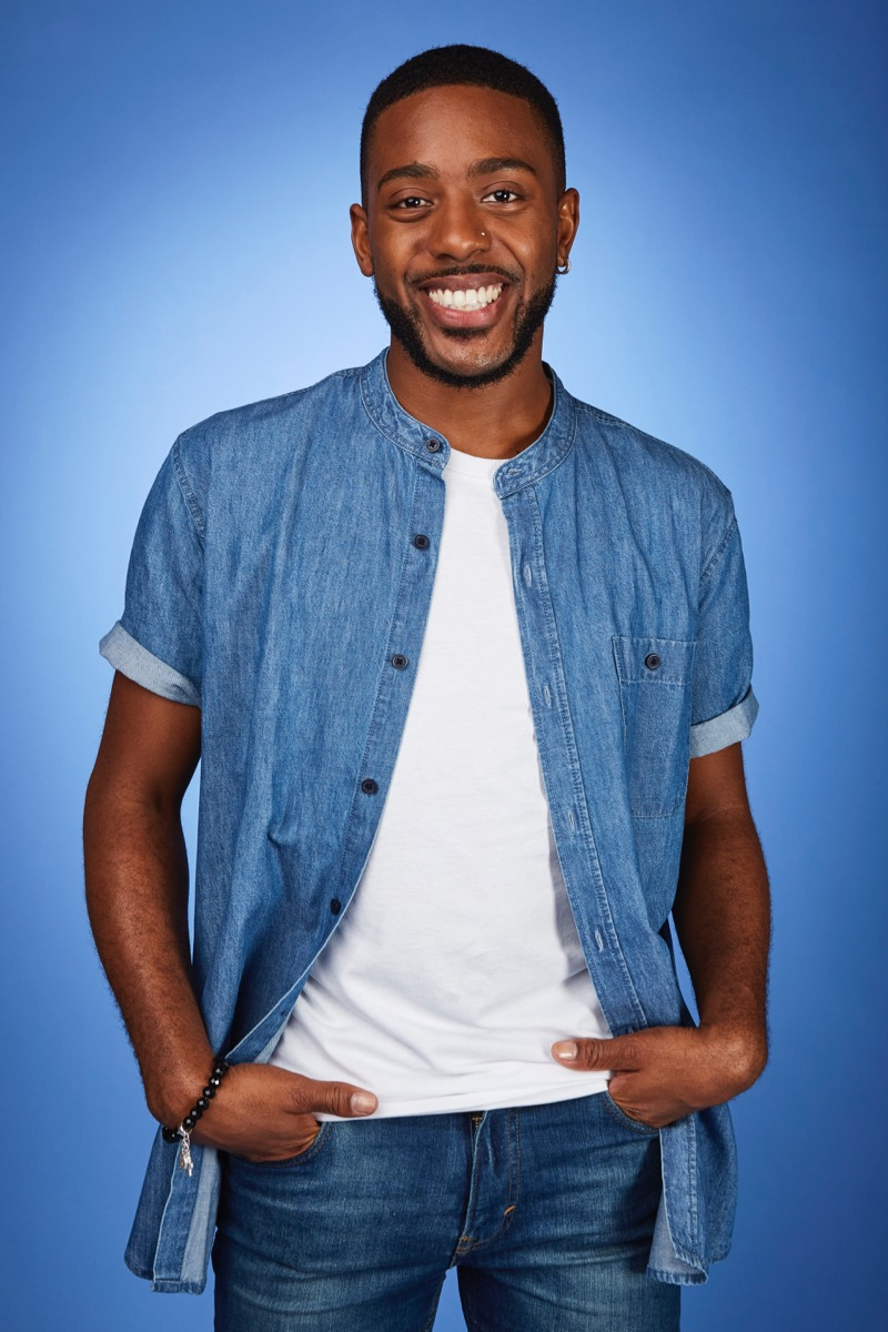 This image is strictly embargoed until 00.01 Tuesday 3rd January 2017 From ITV Studios Dance, Dance, Dance on ITV Pictured: Duane Lamonte. This photograph is (C) ITV Plc and can only be reproduced for editorial purposes directly in connection with the programme or event mentioned above. Once made available by ITV plc Picture Desk, this photograph can be reproduced once only up until the transmission [TX] date and no reproduction fee will be charged. Any subsequent usage may incur a fee. This photograph must not be manipulated [excluding basic cropping] in a manner which alters the visual appearance of the person photographed deemed detrimental or inappropriate by ITV plc Picture Desk. This photograph must not be syndicated to any other company, publication or website, or permanently archived, without the express written permission of ITV Plc Picture Desk. Full Terms and conditions are available on the website www.itvpictures.com For further information please contact: james.hilder@itv.com / 0207 157 3052