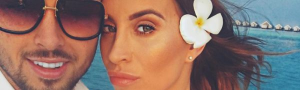 Ferne McCann is moving in with her boyfriend and they've already...