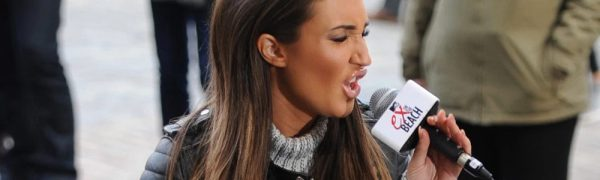 TOWIE's Megan McKenna is to launch music career with her own ITV...