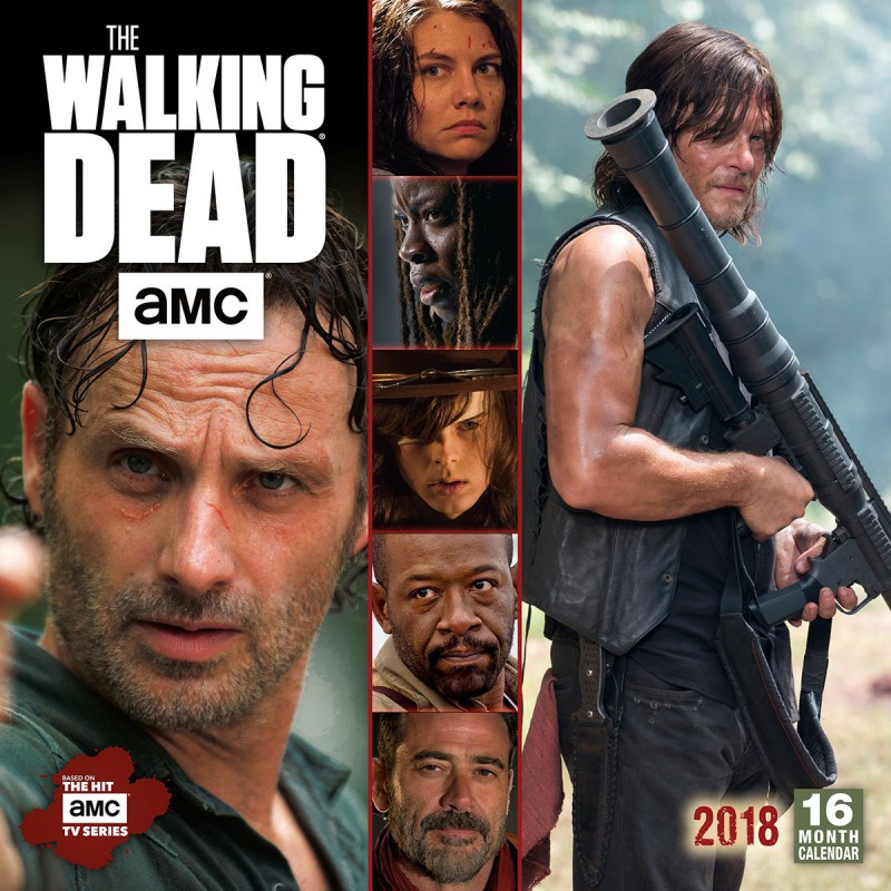 calendario-2018-the-walking-dead